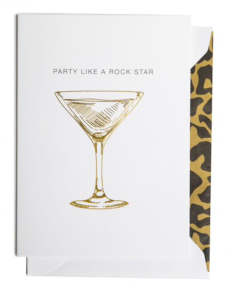 Bilde av CARDSOME  Party like a rockstar