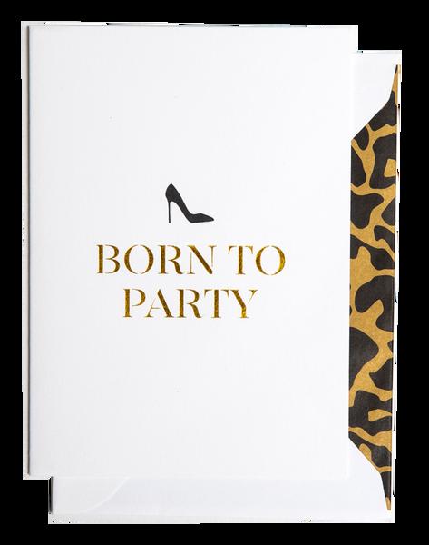 Bilde av CARDSOME BORN TO PARTY