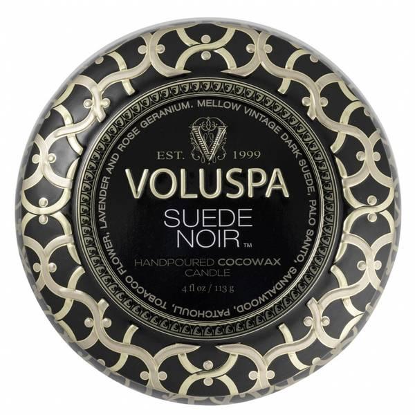 Bilde av VOLUSPA SUEDE NOIR 25T