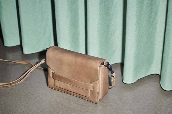 Bilde av MARKBERG VANYA Crossbody Bag Antique Caramel